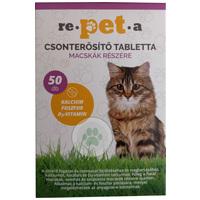 Re-pet-a csonterősítő tabletta macskáknak