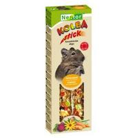 Nestor dupla rúd degunak csicsókával, fűmaggal és zöldséggel
