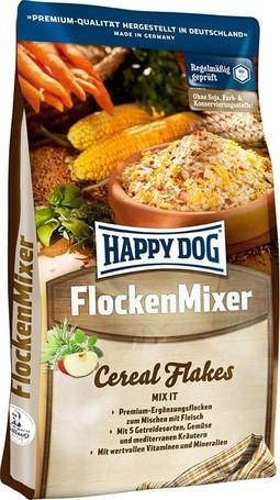 happy dog flocken mixer cereal flakes. Black Bedroom Furniture Sets. Home Design Ideas