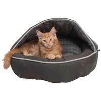 Trixie Timber pihe-puha velúr hatású macskafekhely