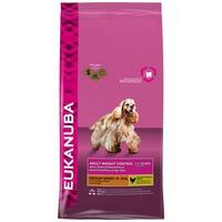 Eukanuba Adult Medium Breed Weight Control | Diétás kutyatáp közepes testméretű felnőtt fajtáknak