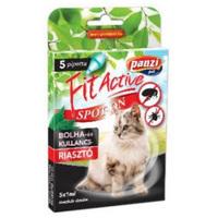 FitActive Spot On bolha- és kullancsriasztó cicáknak