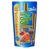 Hikari Cichlid Gold Sinking Medium süllyedő pellet haleleség trópusi díszhalaknak