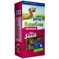 Happy Dog NaturCroq Truthan Mini Snack