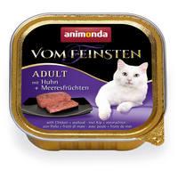 Animonda Vom Feinsten – Csirkehússal és tenger gyümölcseivel