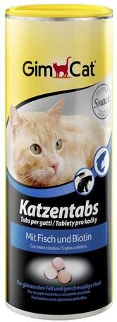 GimCat Katzentabs halas vitamin
