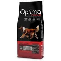 Visán Optimanova Dog Adult Active Chicken & Rice