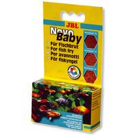 JBL NovoBaby 3 x 10 ml - 3 méretű ivadéktáp