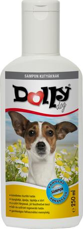 Dolly kamillás, gyógynövényes kutyasampon