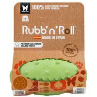 Rubb'n'Dental méreganyagmentes és környezetbarát fogtisztító rugby labda
