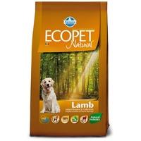 Ecopet Natural Lamb Medium | Bárányhúsos kutyatáp közepes testű kutyáknak