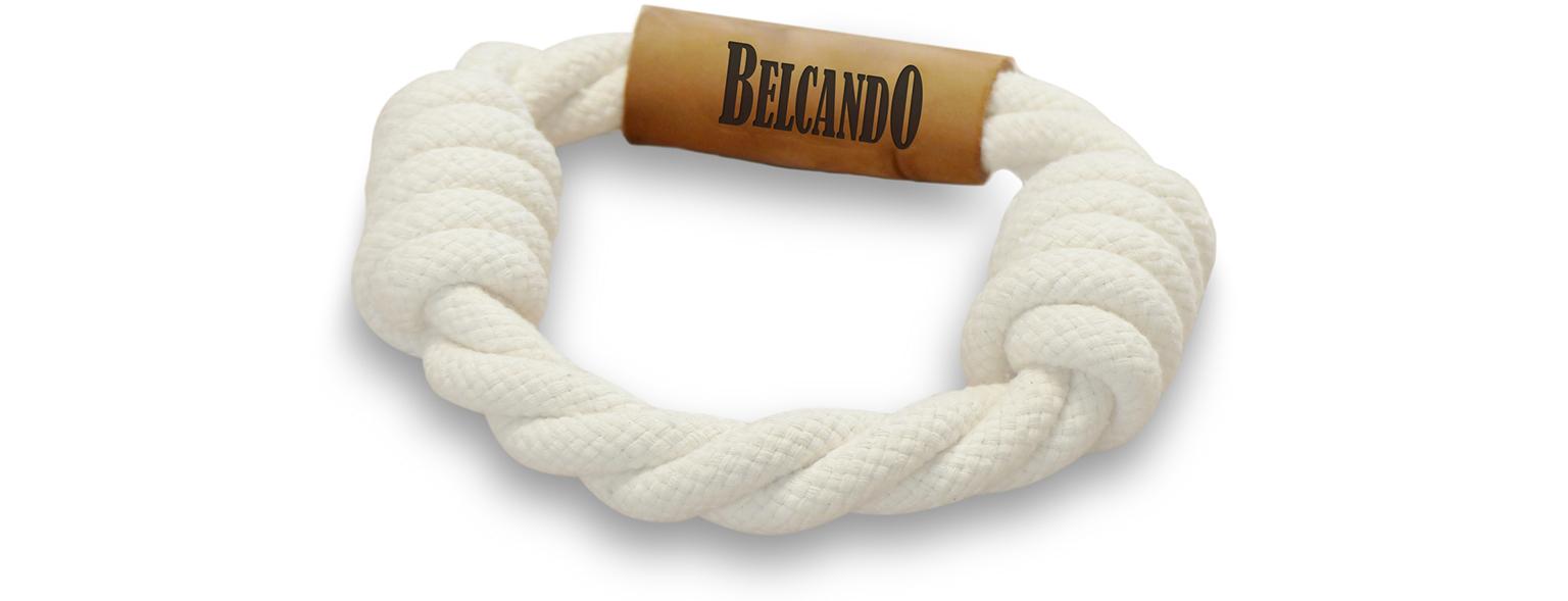 Belcando ajándék kötéljáték kutyáknak