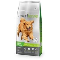 Nutrilove Dog Senior (Mature 7+) Fresh Chicken száraztáp idős kutyáknak