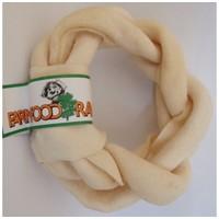 Farmfood Rawhide Dental Braided Donut