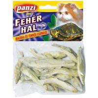 Panzi szárított fehér hal macska és teknős csemege
