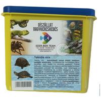 Szer-Ber teknős mix