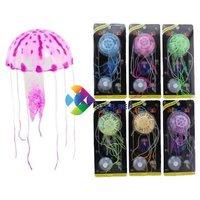 Medúza akvárium dekor