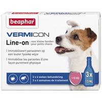 Beaphar Vermicon Dog Line-on Spot-on     Rácsepegtető oldat kutyáknak élősködők ellen