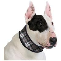 Aqua Coolkeeper hűtőnyakörv kutyáknak - Scottish Grey (Szürke skótkockás)