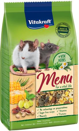 Vitakraft Menü Vital patkány eledel