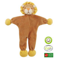 Simply Fido méreganyagmentes és környezetbarát, bio pamut állatfigura, oroszlán