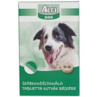 Alfi szőrkondícionáló tabletta kutyák részére