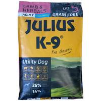 Julius-K9 GF Hypoallergenic Utility Dog Adult Lamb & Herbals
