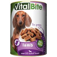 VitalBite bárányos konzerv
