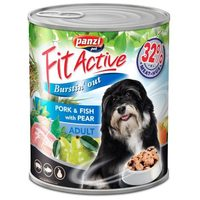 FitActive Dog Adult Pork & Fish with Pear