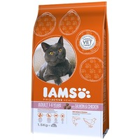 Iams Cat Adult Salmon | Lazacos száraztáp felnőtt macskáknak