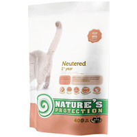 Nature's Protection Neutered Cat