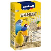 Vitakraft Sandy fürdető madárhomok hullámosoknak és kanáriknak