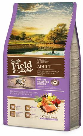 Sam's Field Adult Salmon & Potato
