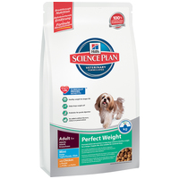Hill's SP Canine Adult Perfect Weight Mini