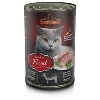 Leonardo marhahúsban gazdag konzerves macskaeledel