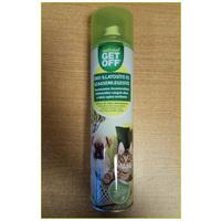 Get Off Öko illatosító és szagsemlegesítő aeroszol természetes összevetőkkel