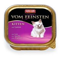Animonda Vom Feinsten Kitten – Bárányhúsos macskaeledel kölyök macskáknak