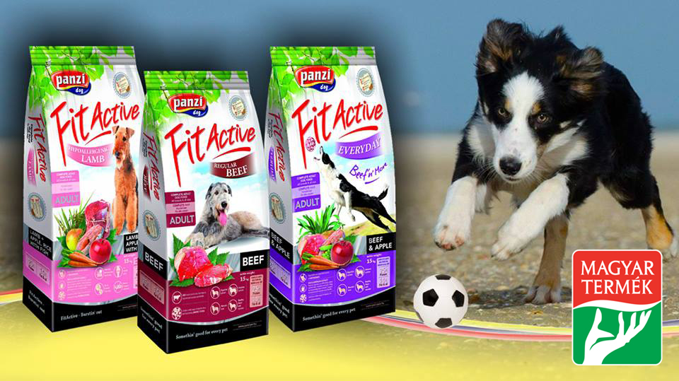 FitActive kutyatápok