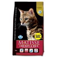 Matisse Chicken & Rice macskatáp | Csirkehússal és rizzsel