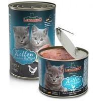 Leonardo Kitten baromfiban gazdag kiscica eledel