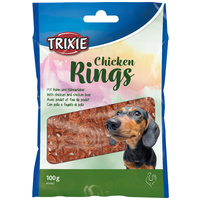 Trixie csirke gyűrűk