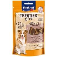 Vitakraft Treaties Bits puha jutifalatkák májjal kutyáknak