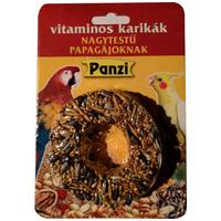 Panzi vitaminos karika nagytestű papagájoknak
