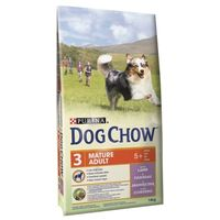 Dog Chow Mature Adult bárányhússal