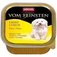 Animonda Vom Feinsten Light – Pulykahúsos és sajtos kutyaeledel