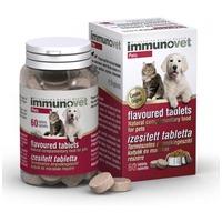 ImmunoVet Pets ízesített immunerősítő tabletta
