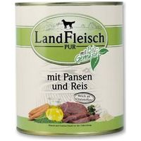 LandFleisch Dog pacalos és rizses konzerv
