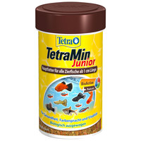 Tetra TetraMin Junior speciális növendéktáp díszhalaknak