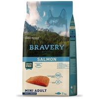 Bravery Dog Adult Mini Grain Free Salmon | Kutyatáp Spanyolországból kis termetű felnőtt kutyáknak | Gabonamentes