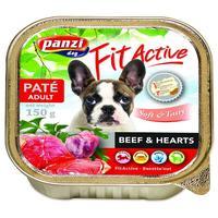FitActive marhahúsos és marhaszíves pástétom kutyáknak